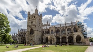 Exeter (Devon, UK), Cathedral Church of Saint Peter