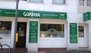 The Gurka Kitchen